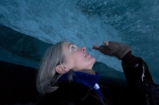 Ice Cave in Greenland