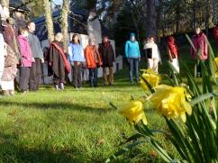 Morning Ceremony in Scotland
