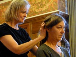 Headache Technique with Shenia