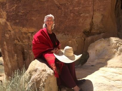 Hopi land Petroglyphs